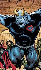 1. Super-héros 548682BlueDevil