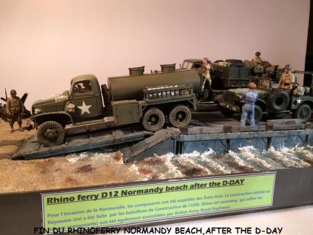 Rhinoferry D12 Normandy Beach(after the D-DAY) 549673finrhinoferry051