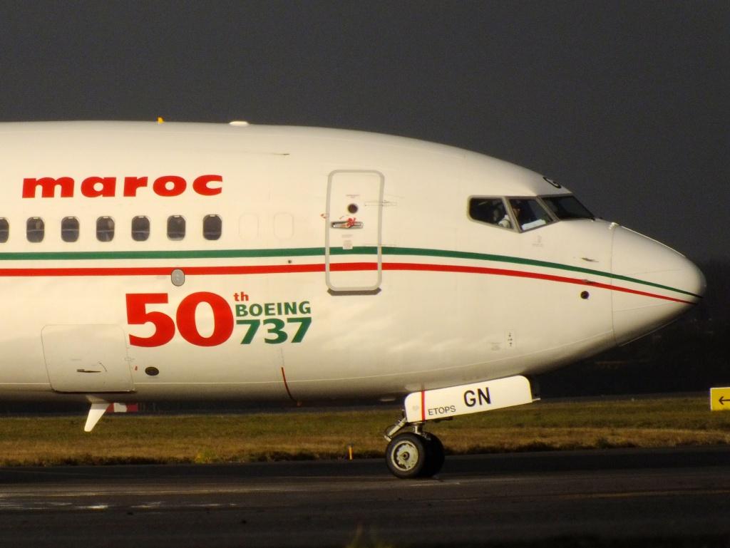 [ 18/05/2013 ] B737-8B6 Royal Air Maroc (CN-RGN) 50 th boeing 737 550269Decembren4112