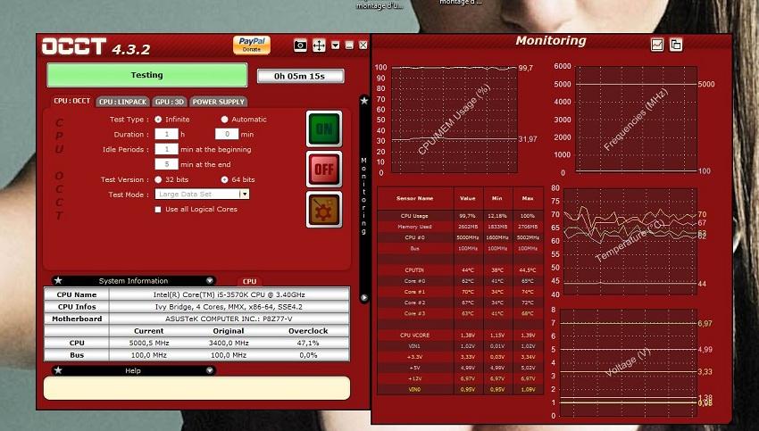 Mes Joujoux de Geek Graphite 600T & obsidian 650D 5505425GHz800483