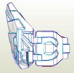 Armure N°2 personnalisé (Halo 4) ! 550766EpauleD