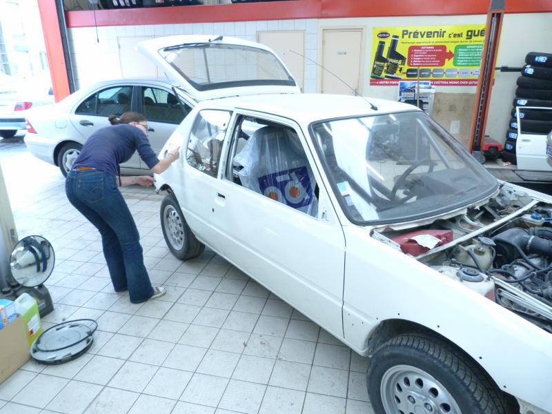 Replique 205 GTI Gr N de Jean Sébastien Couloumies 551466201107juil524