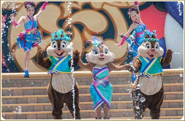 [Tokyo Disney Resort] Programme complet du divertissement à Tokyo Disneyland et Tokyo DisneySea du 15 avril 2018 au 25 mars 2019. 551614sf4