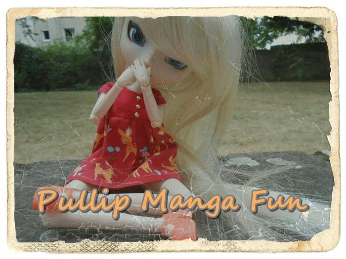 Pullip Manga Fun