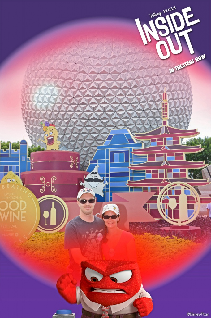 Une lune de miel à Orlando, septembre/octobre 2015 [WDW - Universal Resort - Seaworld Resort] - Page 4 552919EPCOTECENTR212h171
