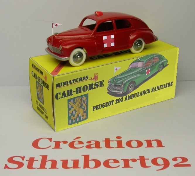 Les Peugeot 203 Car-Horse 553195peugeot_203_ambulance_rouge