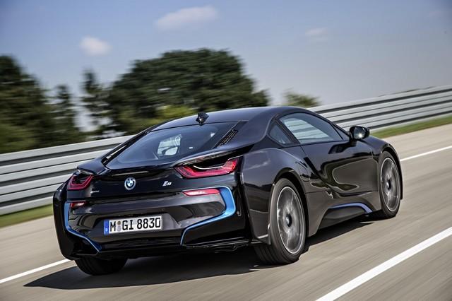 BMW Group au 92e European Motor Show Brussels 553221BMWi81