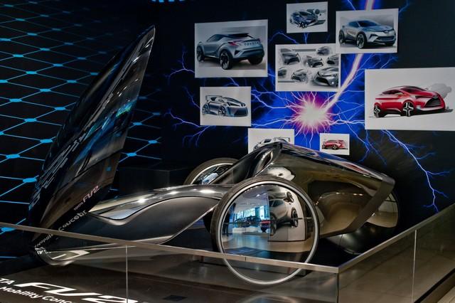 """Le """"Creative Design"""" À L'honneur Au Rendez-Vous Toyota 553294OSO9108"""