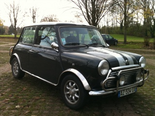 Restauration Mini Austin 1300 Injection 553297IMG0430