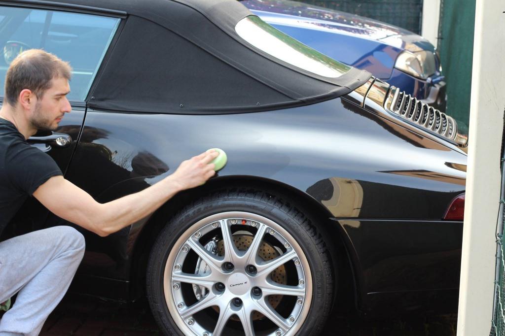 PORSCHE 993 Cabrio - Preparazione interna/esterna 5533730937