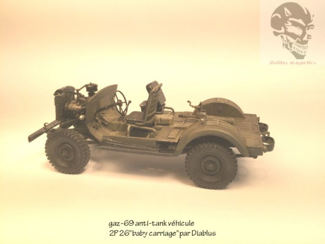 "GAZ-69 2P26 ""Baby carriage"" - Bronco 1/35 553579IMG4183"