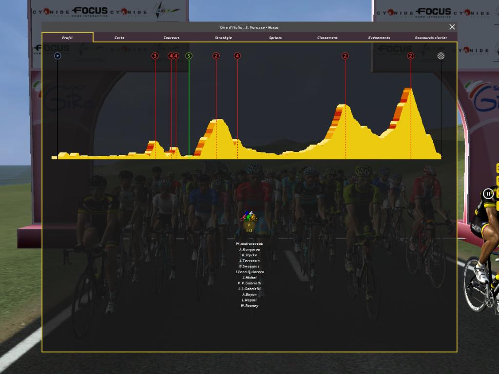 Giro - Tour d'Italie / Saison 2 553606PCM0002