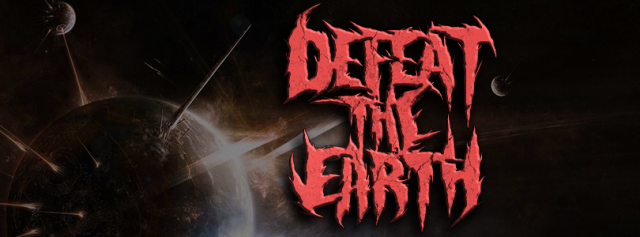 DEFEAT THE EARTH - Brutal Death 553609Bannire2810