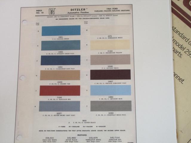 ford mustang 1964 au 1/16 de chez matchbox  554138m10