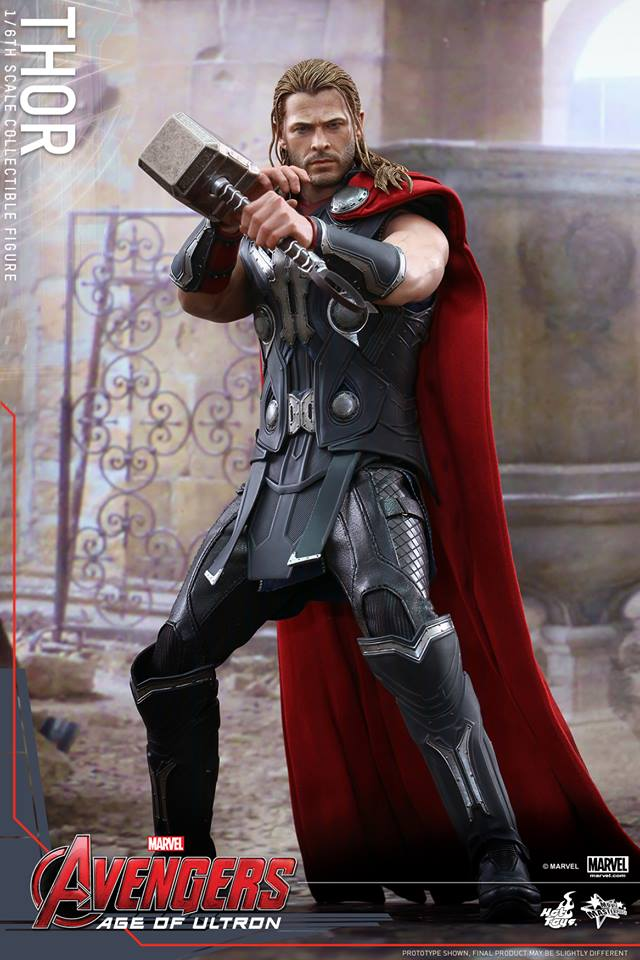 HOT TOYS - Avengers: Age of Ultron - Thor 554341104
