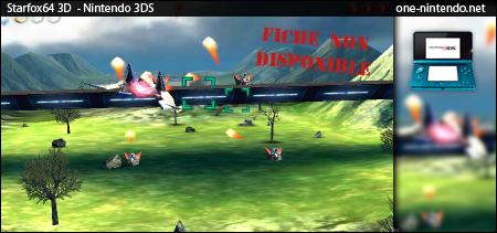 Starfox64 3D | 3DS 554951starfox643d