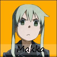 [Soul Eater] Les personnages, votre préféré ? 555139Makka