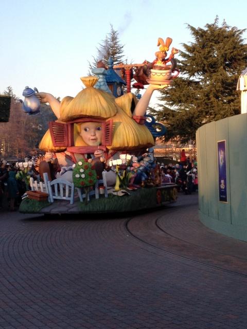 T.R. Séjour Disneyland Paris du 6 au 9 Fevrier 2012 au NPBC 556371247