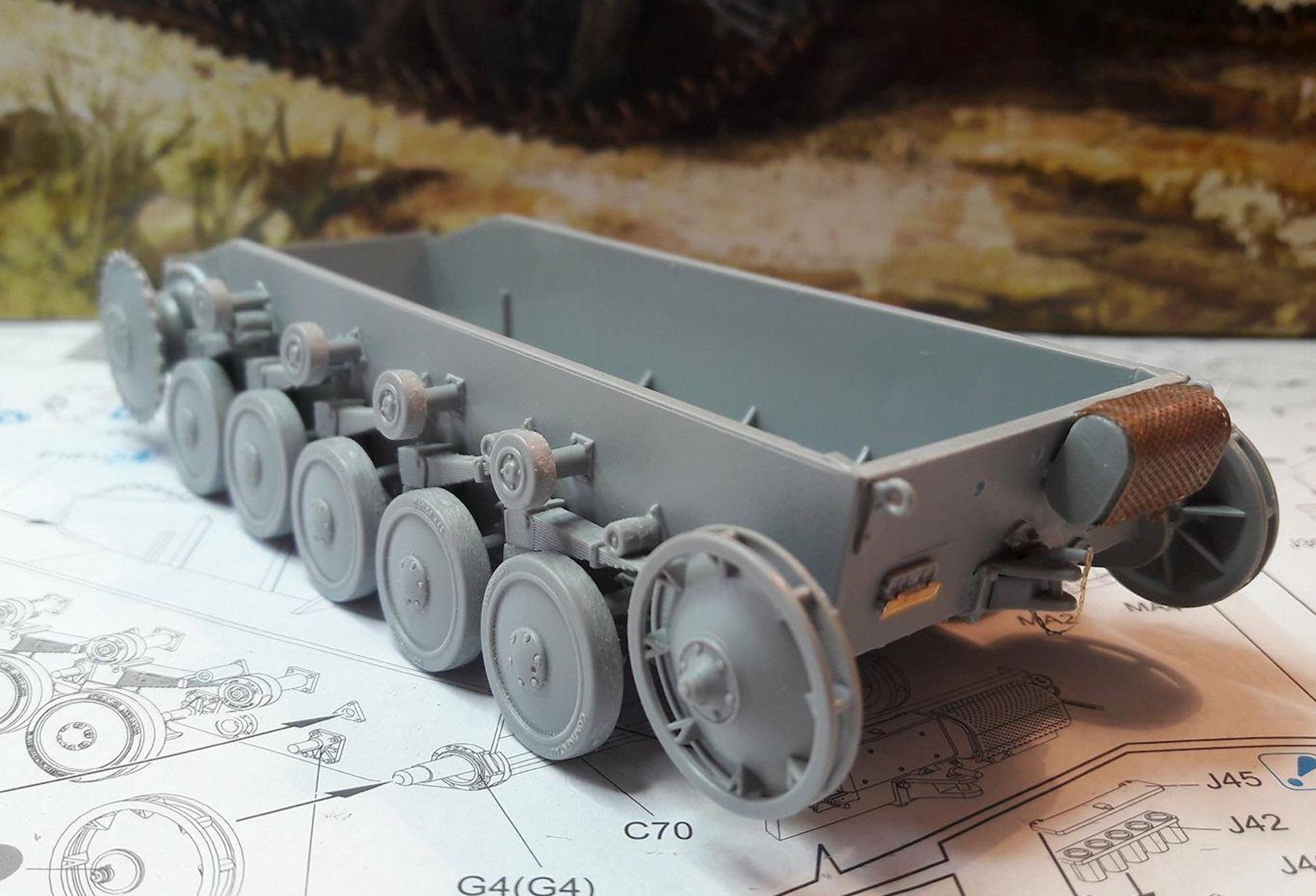 Pz.Kpfw.II Ausf.F - Kharkov 1/35 - Page 2 556594BuildStep1