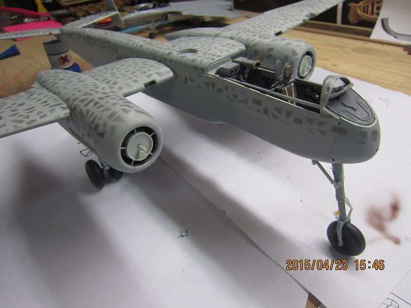 Heinkel He 219 de Revell au1/32° 557421IMG2789Copier