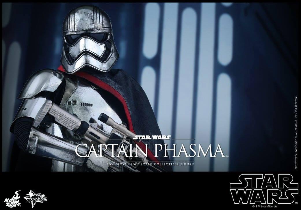 HOT TOYS - Star Wars: TFA - Captain Phasma 557798104