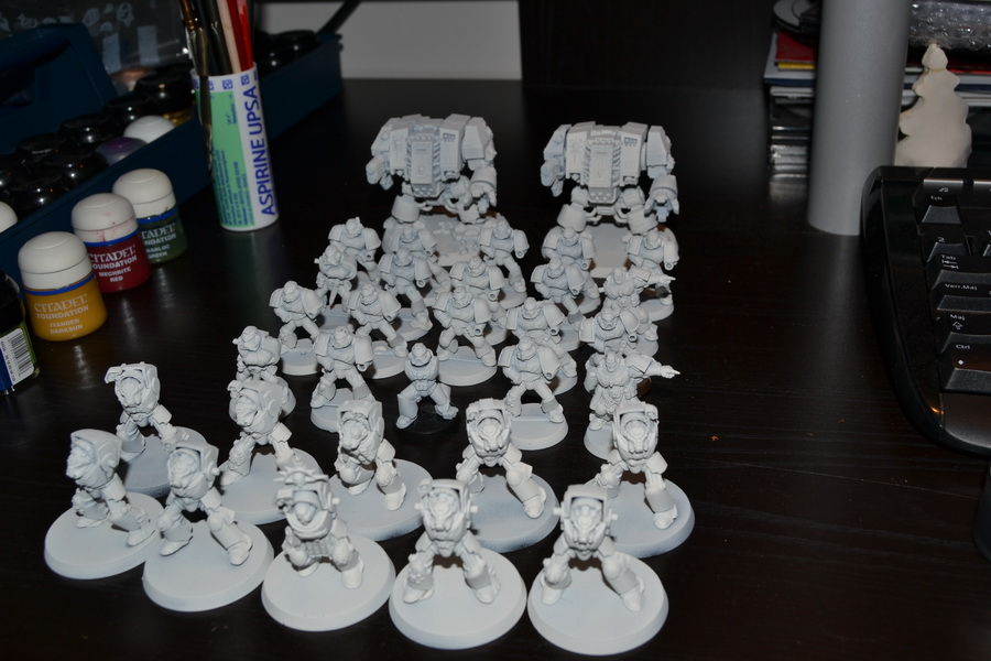 Mes Spaces Marines : les Blazing Templars 557871WH40k0011