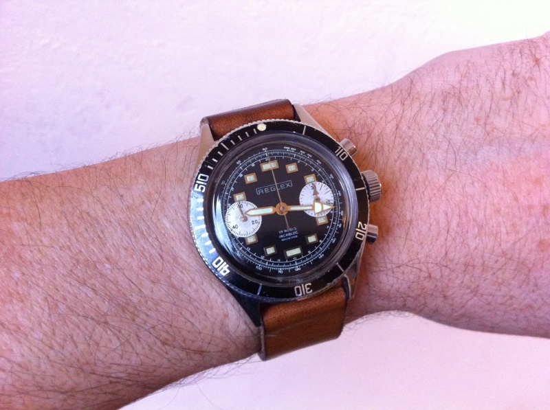 Daytona - montre chrono reglex style daytona 558249IMG4178