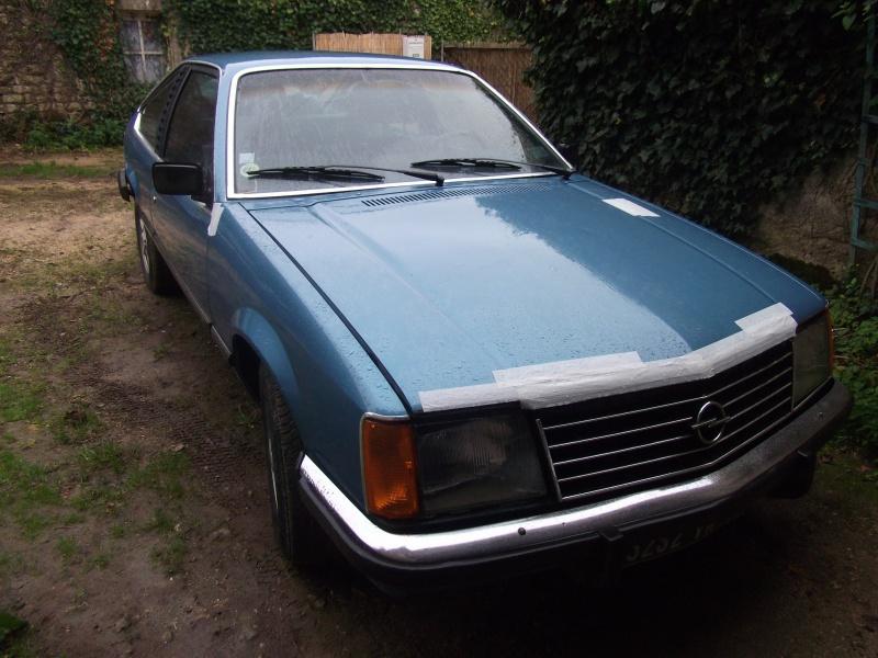 Opel Monza projet piste! 558798DSCF9849