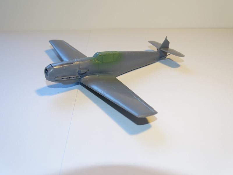 Bf 109 E3 WNr 1304 du JG 76 capturé le 22/11/1939 559593DSC03071