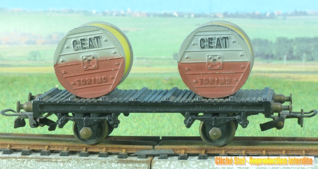Les wagons de marchandises Pocher classement par numéros 559684Pocher154V1platmtal2bobinesIMG3006