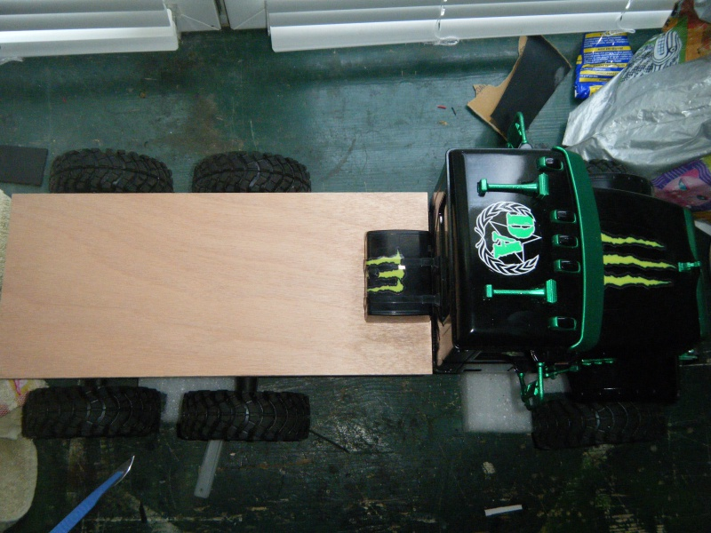 Mack 6x4 Monster Energy (FINI en attente d'un arceau) 559751DSCF3037