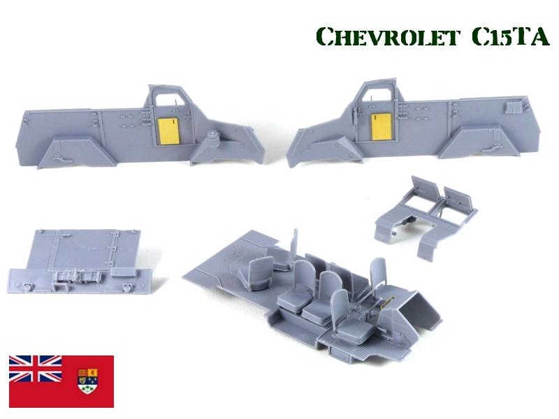 CHEVROLET C15TA - Normandie 44 - IBG 1/35 559868P1040108