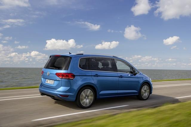 Le nouveau Touran obtient la note maximale de 5 étoiles Euro NCAP 559951thddb2015au01086large