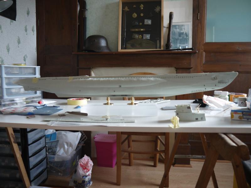 U boat VIIc  Set pe résine Eduard / CMK - Page 2 560806P1020182