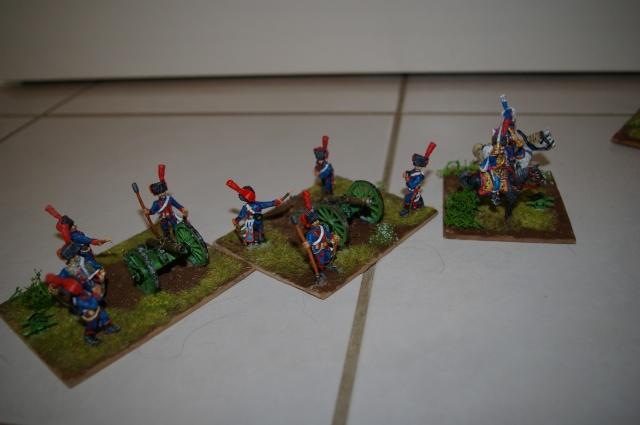 de nouveaux essai en 28mm!artilleurs a cheval de la garde!1er empire  560941artgardfini007