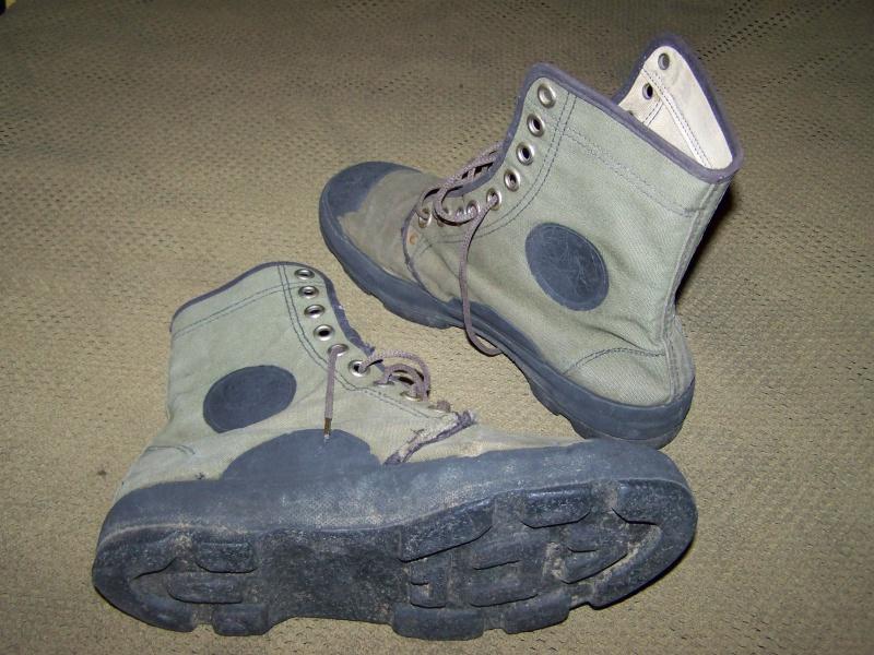 Chaussures de brousse françaises 5609601008657