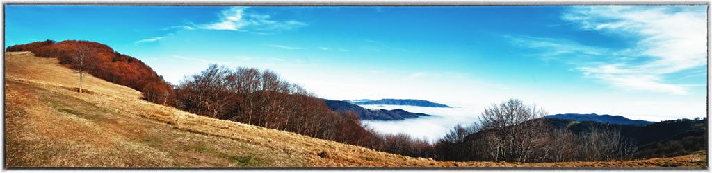 Un beau dimanche d'autonne ensoleille à 1057 m et 14°  561285PanoramalesVosges2011