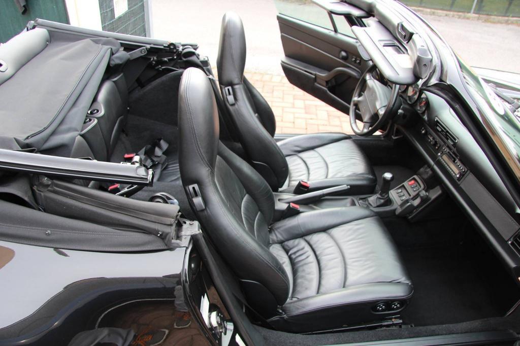 PORSCHE 993 Cabrio - Preparazione interna/esterna 561302999