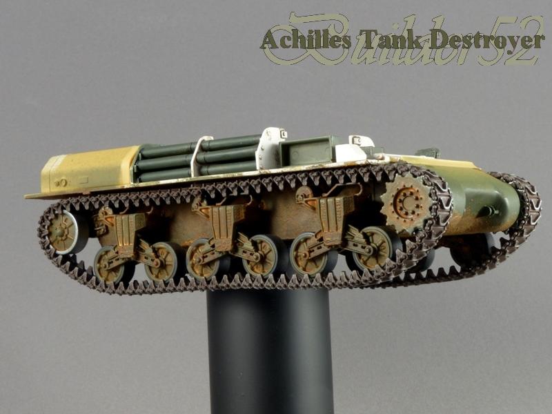 Achilles Tank Destroyer - Academy-Italeri + RB Model + set Blast 1/35 562219P1030807