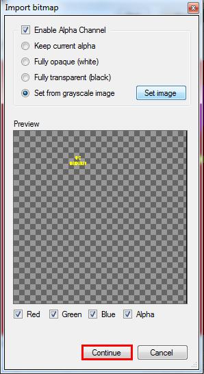 [Fiche] Créer vos vêtements - Insérer une quatrième zone recolorable à un vêtement avec Photoshop en format png 562498continue