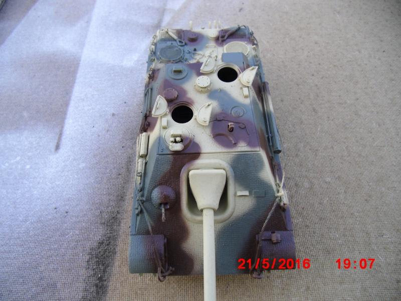 Jagdpanther dans le bocage normand 562621CIMG7045