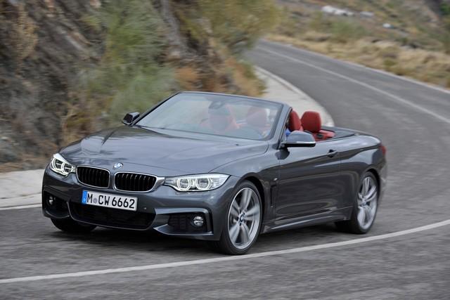 BMW Group au 92e European Motor Show Brussels 562749BMWSrie4Cabrio1