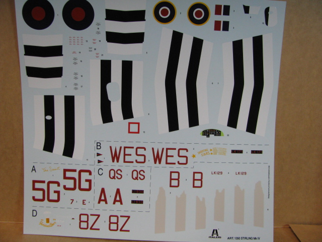 Short Stirling BF-513 75 Sqn, 1/72 Italeri: Commémoration 08 mai 2015....Terminé! 563016IMG3555