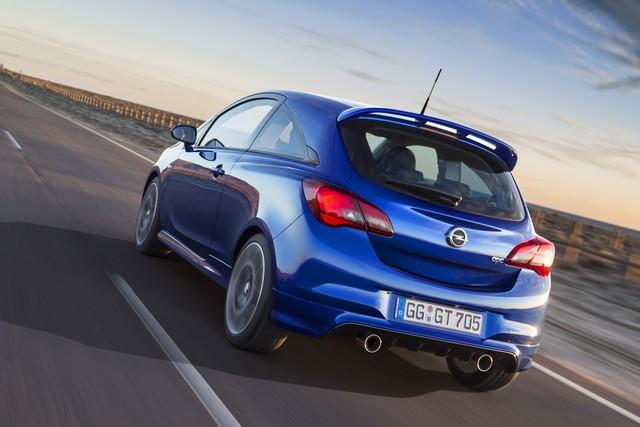 Nouvelle Opel Corsa OPC : gros muscles à prix raisonnable 563515OpelCorsaOPCExterior292966