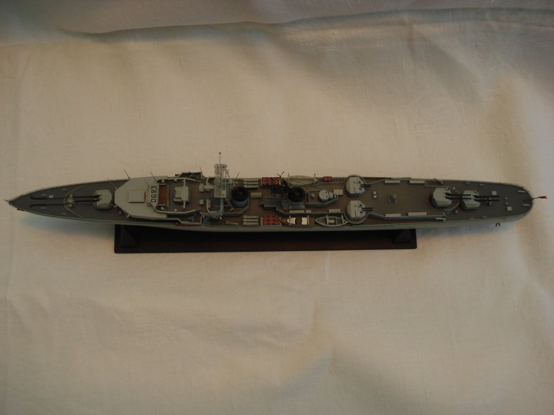 Escorteur d'escadre Cassard 1/400e L'Arsenal. 563637DSC04795