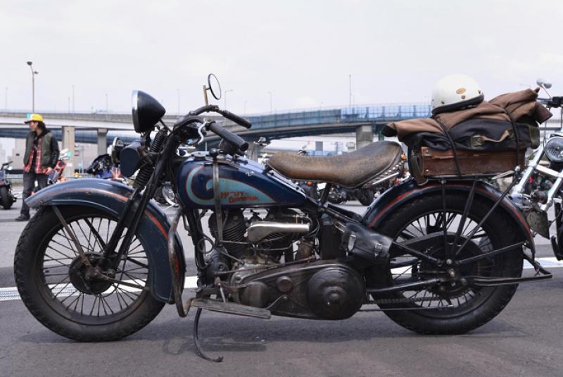 Les vieilles Harley....(ante 84) par Forum Passion-Harley - Page 4 563871ph022