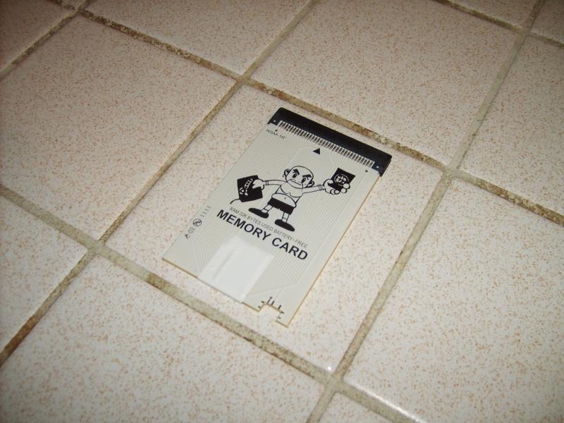 Carte mémoire Neo-Geo sans pile 565258793