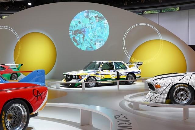 BMW célèbre ses 40 ans de BMW Art Cars 565524P90185160