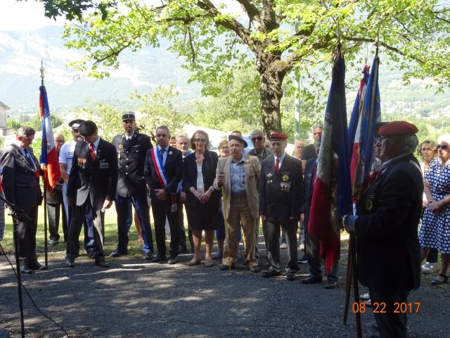 Chocs parachutés , libération Pont de Claix , Grenoble Août 1944 565872DSC01232min