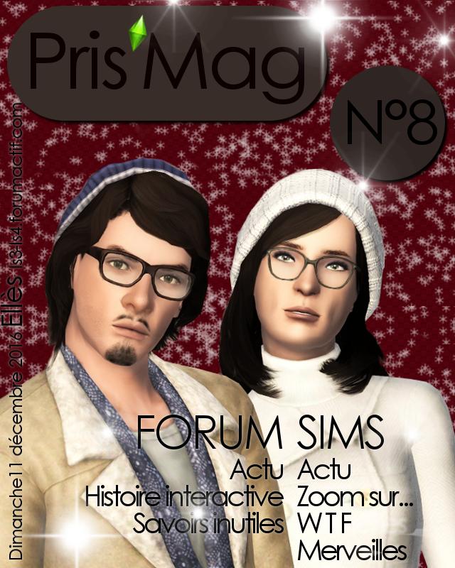 Pris'Mag N°8 566686Couverture